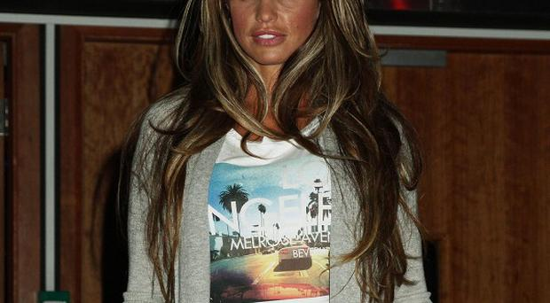 Katie Price is set to marry for a third time