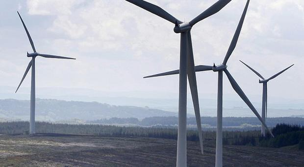 The Campaign to Protect Rural England is concerned that some parts of the country are being overrun with wind farms