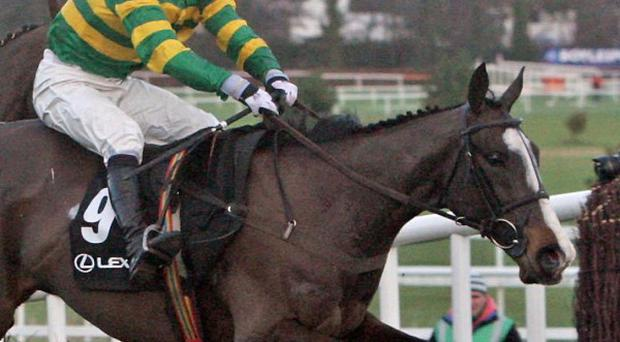 Synchronised wins the Lexus Chase