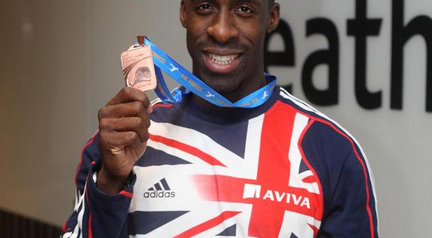 Dwain Chambers can now represent Team GB after the CAS ruling