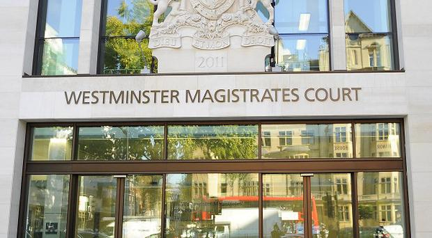 Four men arrested in Luton appeared at Westminster Magistrates' Court charged with terrorism offences