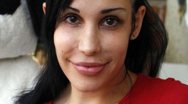 'Octomom' Nadya Suleman has filed for bankruptcy (AP)