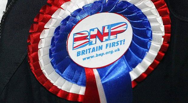 A BNP candidate for mayor of Liverpool has been arrested over allegations that signatures on his nomination papers were faked