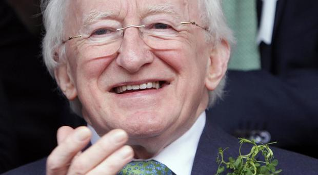 President Michael D Higgins will spend six days on an official visit to the US