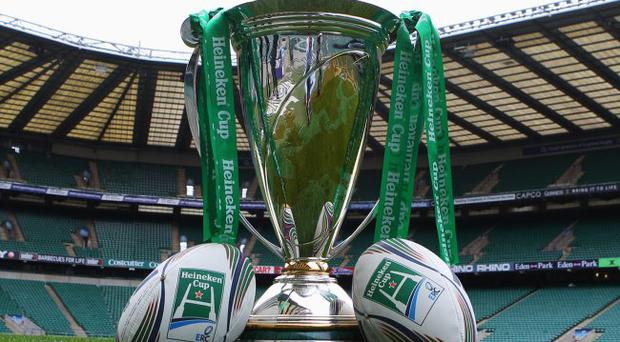 The Heineken Cup final will take place on May 19, in Twickenham, London