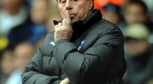 Harry Redknapp was not even interviewed for the England job
