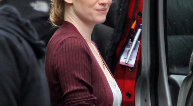 Mireille Enos plays Sarah Linden in the US version of The Killing