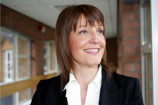 Janet Williamson is the principal of Royal Belfast Academical Institution