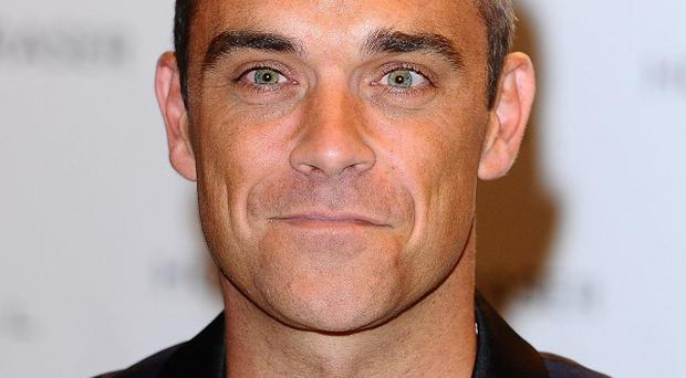 Robbie Williams has joined the Jubilee Concert line-up