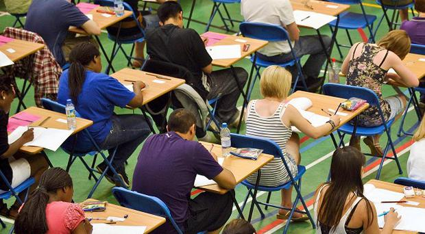 More multiple choice questions in GCSE and A level exams means standards have slipped, Ofqual said