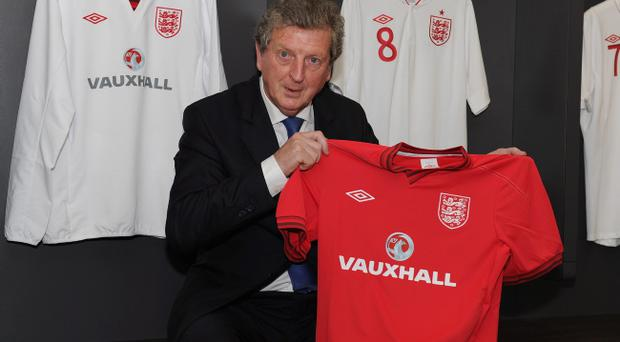 LONDON, ENGLAND - MAY 01: New England manager Roy Hodgson poses after a press conference at Wembley Stadium on May 1, 2012 in London, England. (Photo by Michael Regan/Getty Images)