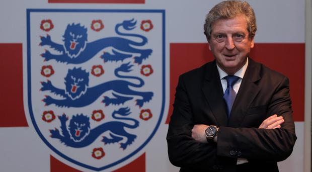 LONDON, ENGLAND - MAY 01: New England manager Roy Hodgson poses after a press conference at Wembley Stadium on May 1, 2012 in London, England. (Andy Couldridge - Pool/Getty Images)