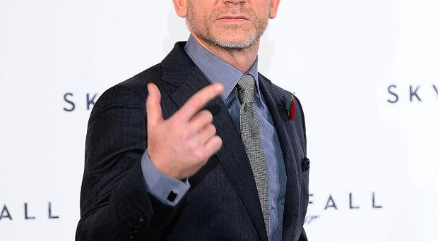 Daniel Craig is rumoured to have filmed 007 being 'knighted' at Buckingham Palace