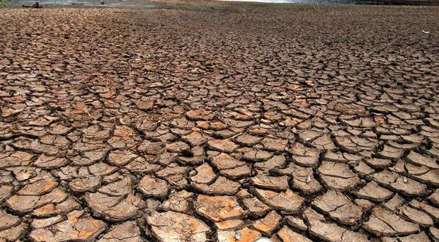 Environment Secretary Caroline Spelman said another dry winter could mean drought-affected areas needing to use standpipes