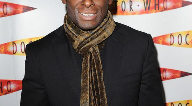 Homeland star David Harewood is disappointed by his lack of auditions in the UK