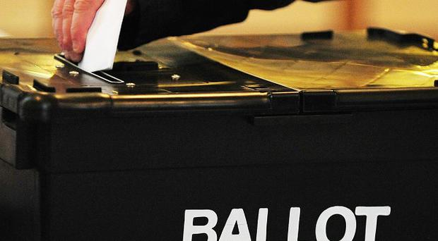 David Cameron says voters must not focus on national issues at the local elections