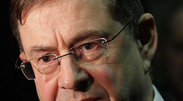 Former deputy leader Eamon O Cuiv could be kicked out of Fianna Fail