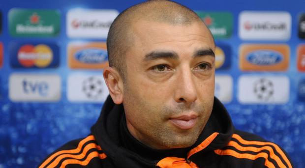 Chelsea manager Roberto Di Matteo has admitted it will be difficult for Chelsea to qualify for next season's Champions League competition unless they beat Bayern Munich in this month's final