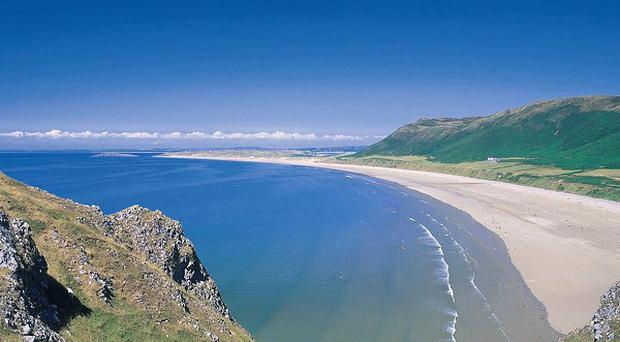 The Good Beach Guide recommends 516 out of 754 UK beaches for excellent water quality