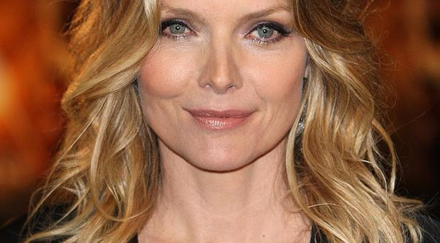 Michelle Pfeiffer says she has no plans to retire from acting