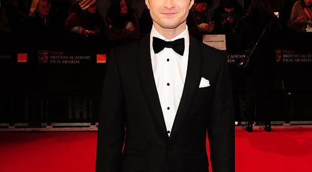 Daniel Radcliffe is said to be excited about working with Jon Hamm on the show