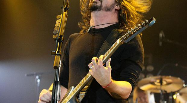 Dave Grohl of the Foo Fighters will direct a film about the Sound City recording studio