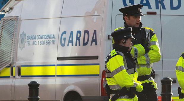 Gardai said two masked men burst into a Donegal house and shot a 39-year-old man in the arms and legs