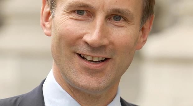 Jeremy Hunt attended three networking events funded by companies such as M and C Saatchi before the last general election