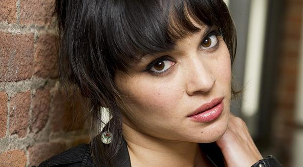 Norah Jones likes to play the piano in her kitchen