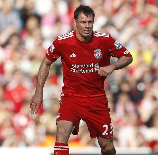 Final chapter: Jamie Carragher is gunning for glory tomorrow