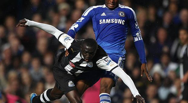 Jon Obi Mikel (right)