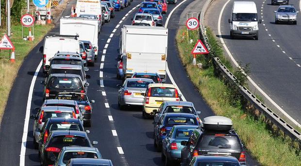 Roads are expected to be clearer than usual this Bank Holiday, due to a chilly forecast