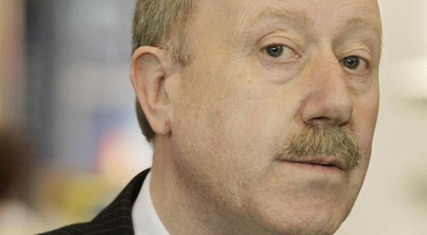 Martin Callinan says the courts will decide the level of force that homeowners can use to protect their home