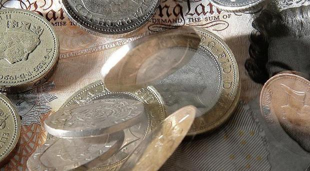 There were 28,723 personal insolvencies in England and Wales in the first three months of 2012