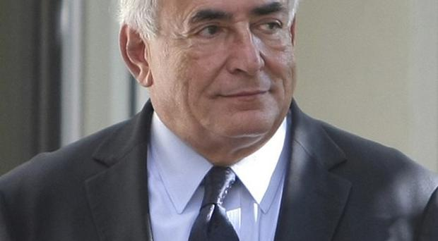 Dominique Strauss-Kahn, who is being investigated over rape allegations in France (AP)