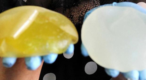 Breast implants created by French firm Poly Implant Prothese (PIP) were found to be defective