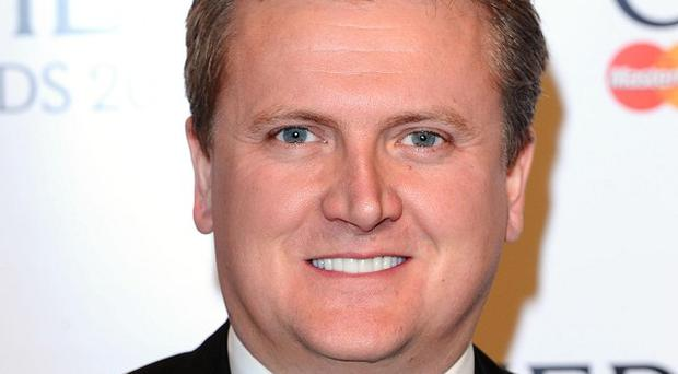 Aled Jones has been unveiled as one of the new Daybreak presenters