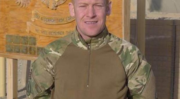 Cpl Andrew Steven Roberts, of 23 Pioneer Regiment The Royal Logistic Corps, was killed in southern Afghanistan (MoD/PA)