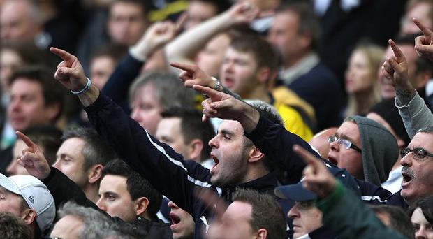 Police warned football fans of the risks of buying from ticket touts after they made eight arrests outside the FA Cup