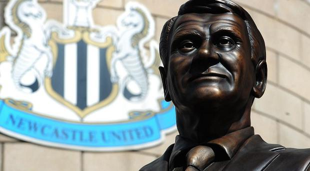 The Bobby Robson Statue