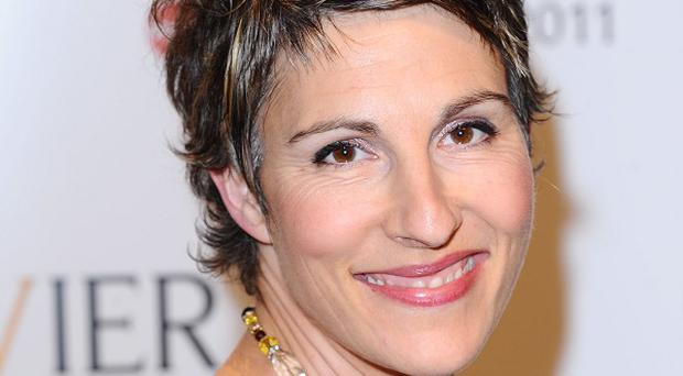 Tamsin Greig returns as Beverly in the second series of Episodes