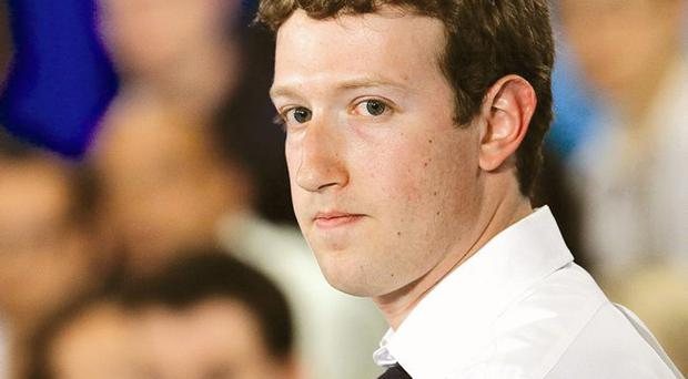 Facebook founder Mark Zuckerberg is set to sell some 30.2m of his shares