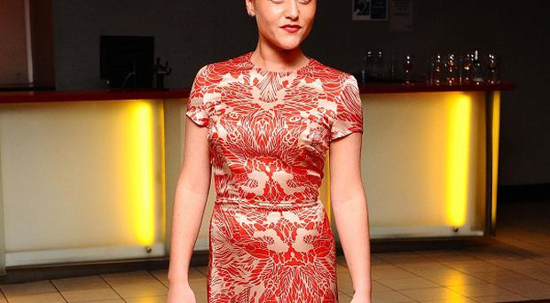 Jaime Winstone said she will try to make it in Hollywood when she is ready
