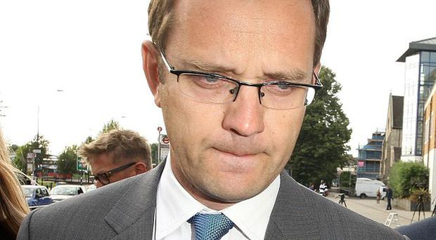 Andy Coulson, who was arrested last year in connection with the phone-hacking affair, has always denied any wrongdoing