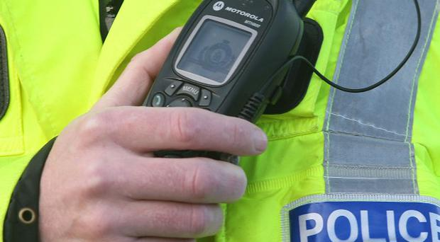 An elderly man in Belfast was robbed by five men after one pretended to be a meter reader