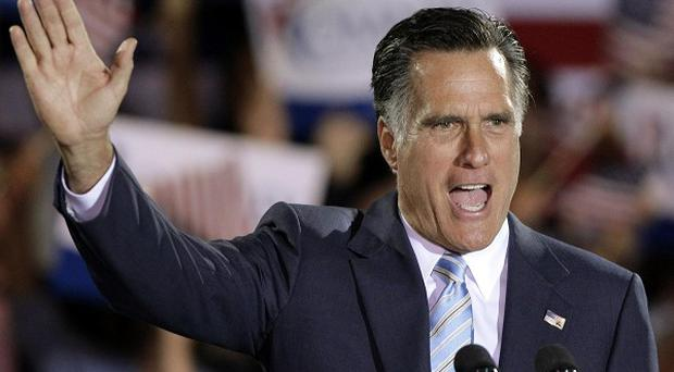 Mitt Romney is the clear frontrunner to challenge President Barack Obama in the US presidential elections (AP/Jae C Hong)