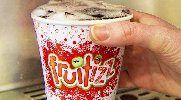 McDonald's is to introduce a new drink for children called Fruitizz (Blue Rubicon/PA)