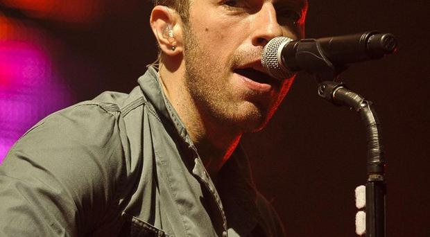 Coldplay frontman Chris Martin has revealed that he suffers from tinnitus