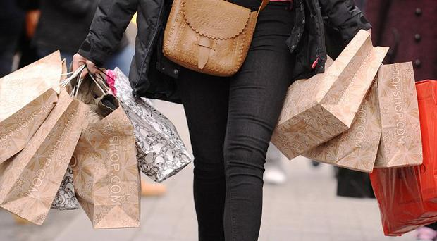 Retailers saw their biggest sales falls since March 2011 last month, the BRC said