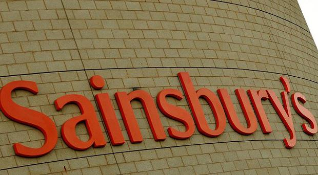 Sainsbury's said that it was not the store's policy to refuse service to people on mobile phones